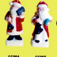 Large Christmas Candles