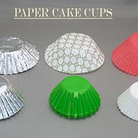 Paper Cake Cups