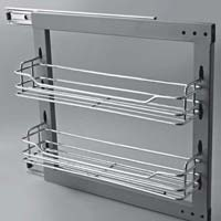 Multi Layer Storage Mounting Pullout