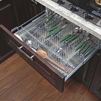 Stainless Steel Multi Use Basket