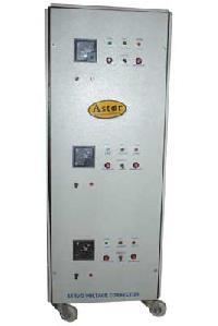 Three Phase Voltage Stabilizer