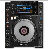 DJ Music Player (CDJ-2000NXS)