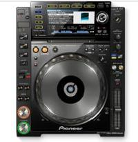 DJ Music Player (CDJ-2000NXS2)
