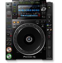 DJ Music Player (CDJ-TOUR1)
