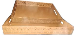 Jali Serving Tray