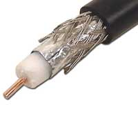 Dual Shield Coaxial Cable