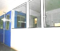 cleanroom partition wall