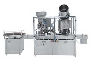 Automatic Dry Powder Filling
