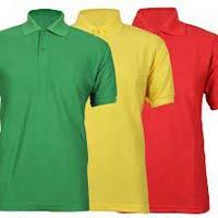 Mens Half Sleeve Polo T-Shirts