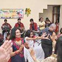 Ladies Sangeet Organizer