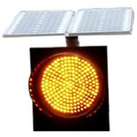 Road Safety Solar Blinker