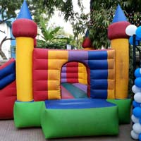bouncy jumping  castle
