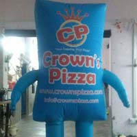 inflatable advertising  character