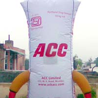 Inflatable  advertising waking  balloon