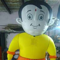 inflatable  walking   cartoon