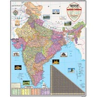 18x23 Educational Maps