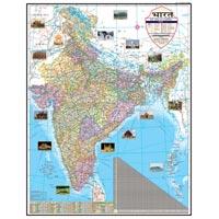 22x28 Educational Maps