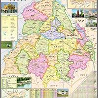 30x40 Punjab Maps in Punjabi