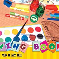 Big Size Drawing Books