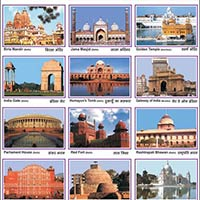 Historical Place Picture Pads