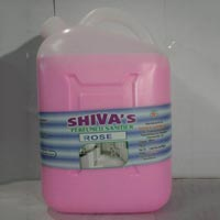 Rose Perfumed Sanitizer 5 Litre Can