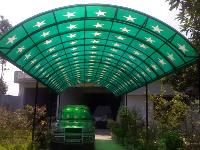 Poly Fibre Roofing Sheets 06