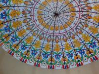 Round Fiberglass Domes 02