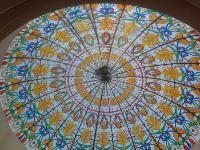 Round Fiberglass Domes 03
