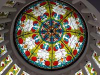 Round Fiberglass Domes 04