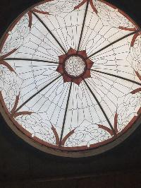 Round Fiberglass Domes 07