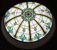 Round Fiberglass Domes 10