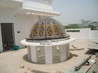 Round Fiberglass Domes 11