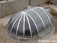 Round Polycarbonate Domes 09