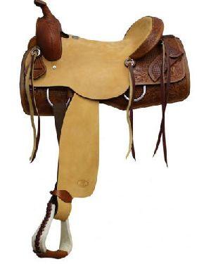 Circle S Cutting Saddle