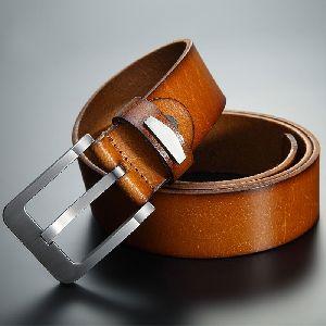 Classic Mens Leather Belt