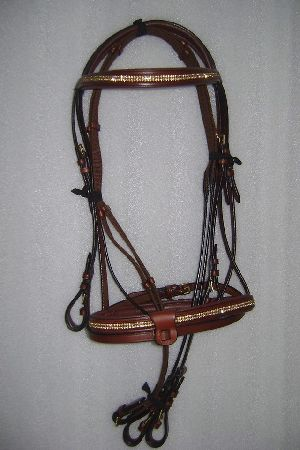 English Horse Bridle 02