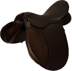 English Brown Saddle