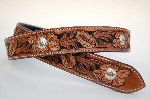 Genuine Leather Ladies Fashion Belt 02