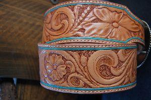 Genuine Leather Ladies Fashion Belt 03