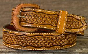 Genuine Leather Ladies Fashion Belt 04