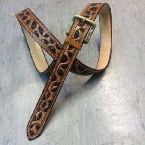 Genuine Leather Ladies Fashion Belt 05