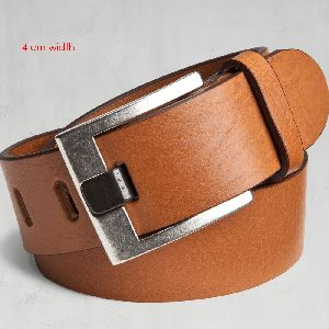 Genuine Leather Men Fashion Belt 01
