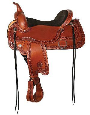 Horse Saddle Western Saddle