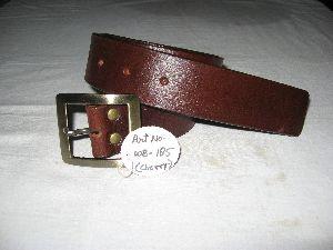 Men Fashion Cherry Belt