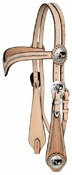 Western Horse Bridle 01