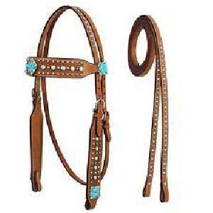 Western Horse Bridle 04