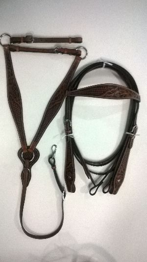 Western Horse Bridle 17