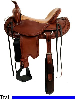Western Trail Saddle