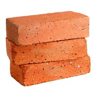 Red Clay Bricks 02