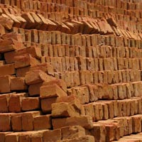Red Clay Bricks 03